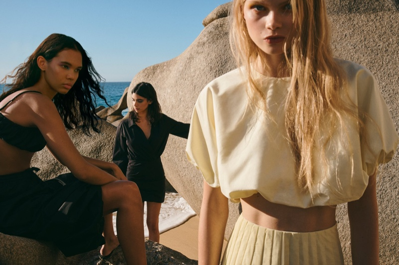 Zara Beach Spring 2020 Lookbook Fashion Gone Rogue