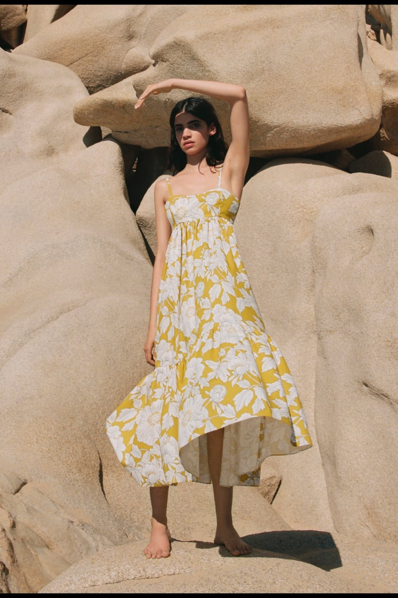 Zara Beach Spring 2020 Lookbook | Fashion Gone Rogue