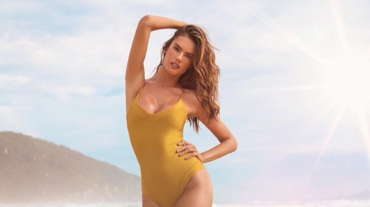 Alessandra Ambrosio's swimsuit brand Gal Floripa unveils Yantra collection