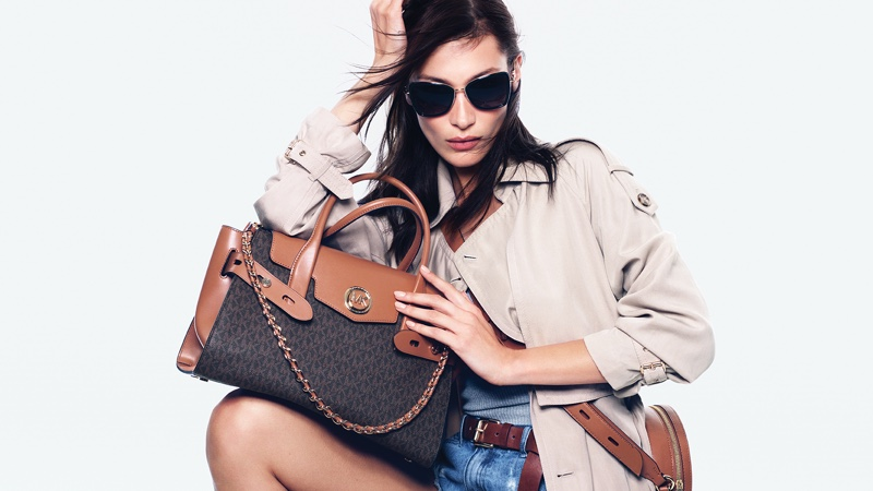 Bella Hadid stars in MICHAEL Michael Kors spring-summer 2020 campaign