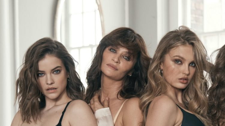 Barbara Palvin, Helena Christensen and Romee Strijd star in Body by Victoria Victoria's Secret 2020 campaign
