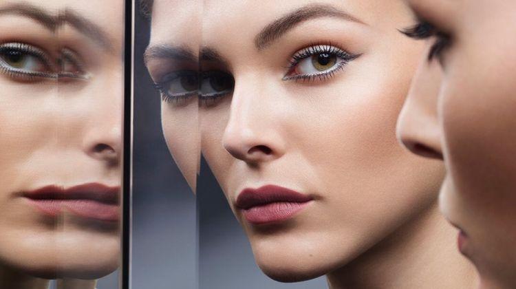 Vittoria Ceretti stars in Chanel Le Volume Stretch mascara campaign