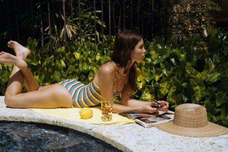 Cindy Mello Dives Into Montce Swim Spring 2020 Collection
