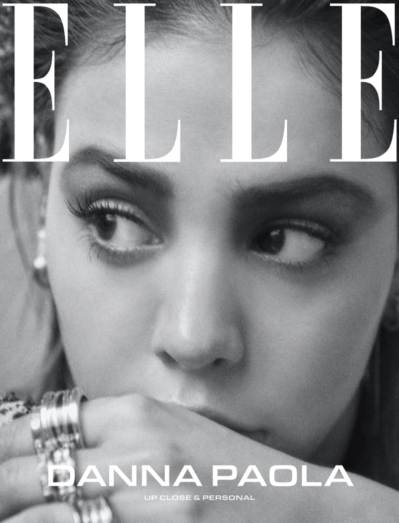 Elite star Danna Paola on ELLE Mexico March 2020 Cover