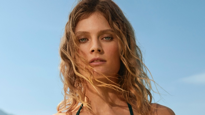 Constance & Melodie Chase the Sun in Etam Swim 2020 Campaign