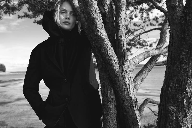Frida Gustavsson Is A Natural Beauty for Costume Magazine