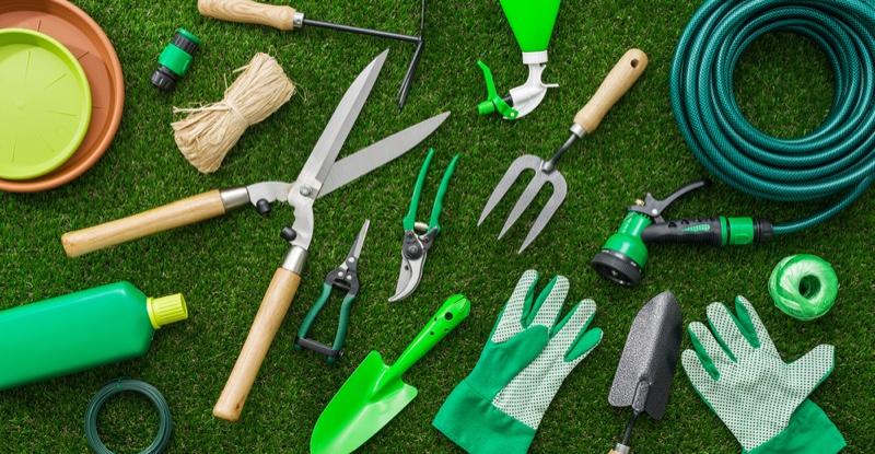 Gardening Landscaping Tools Grass