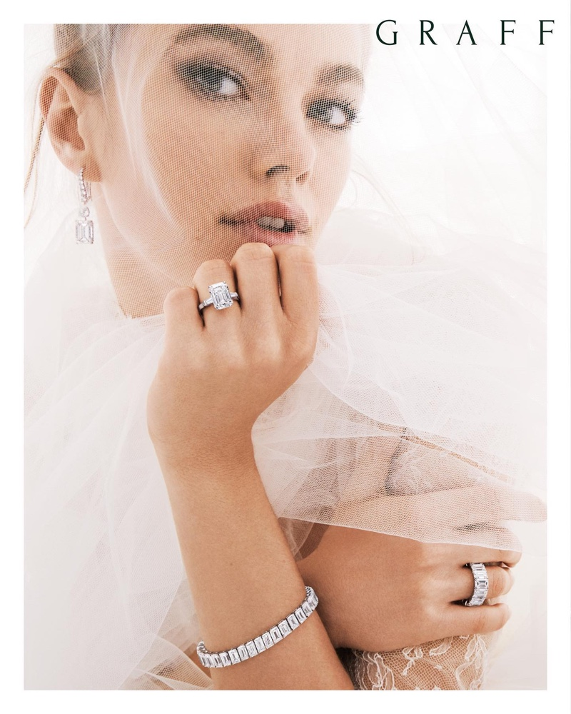 Graff unveils 2020 Bridal jewelry collection