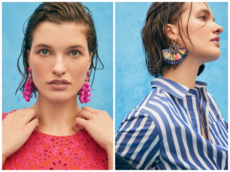 Made You Look: J. Crew's Spring Statement Earrings