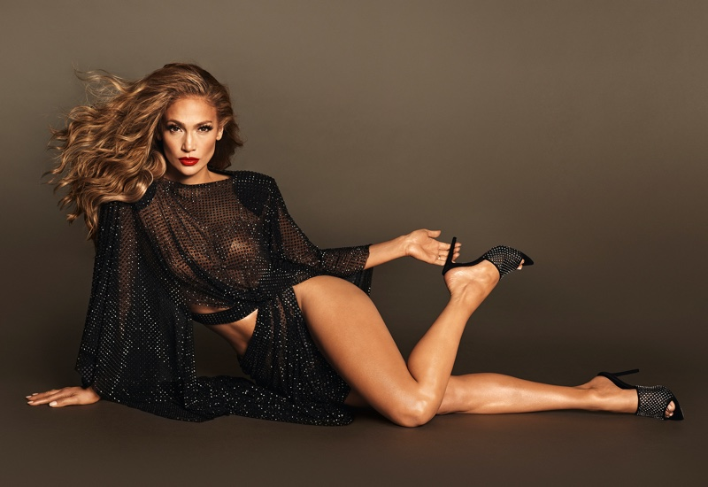 Singer Jennifer Lopez designs exclusive shoe collection for DSW