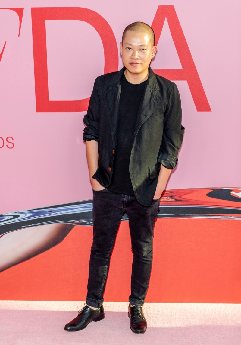 Jason Wu attends 2019 CFDA Fashion Awards at Brooklyn Museum