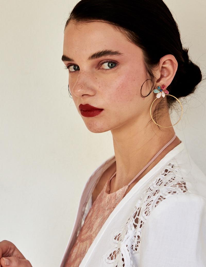 Kristina Korotkikh Wears New Season Beauty in Harper's Bazaar Thailand