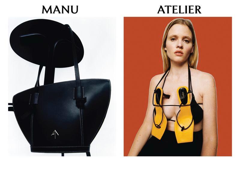 Manu Atelier unveils spring-summer 2020 campaign