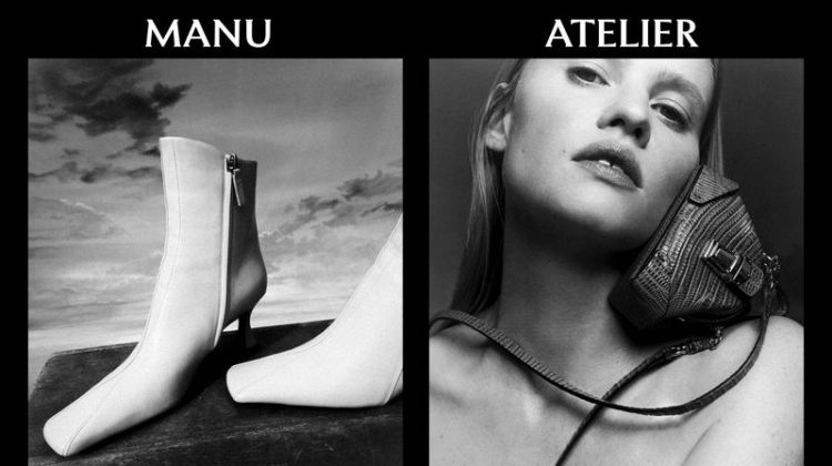 Manu Atelier enlists Lara Stone for spring-summer 2020 campaign