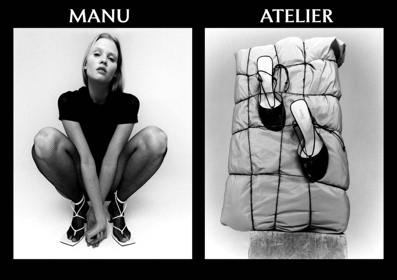 An image from Manu Atelier's spring 2020 advertising campaign