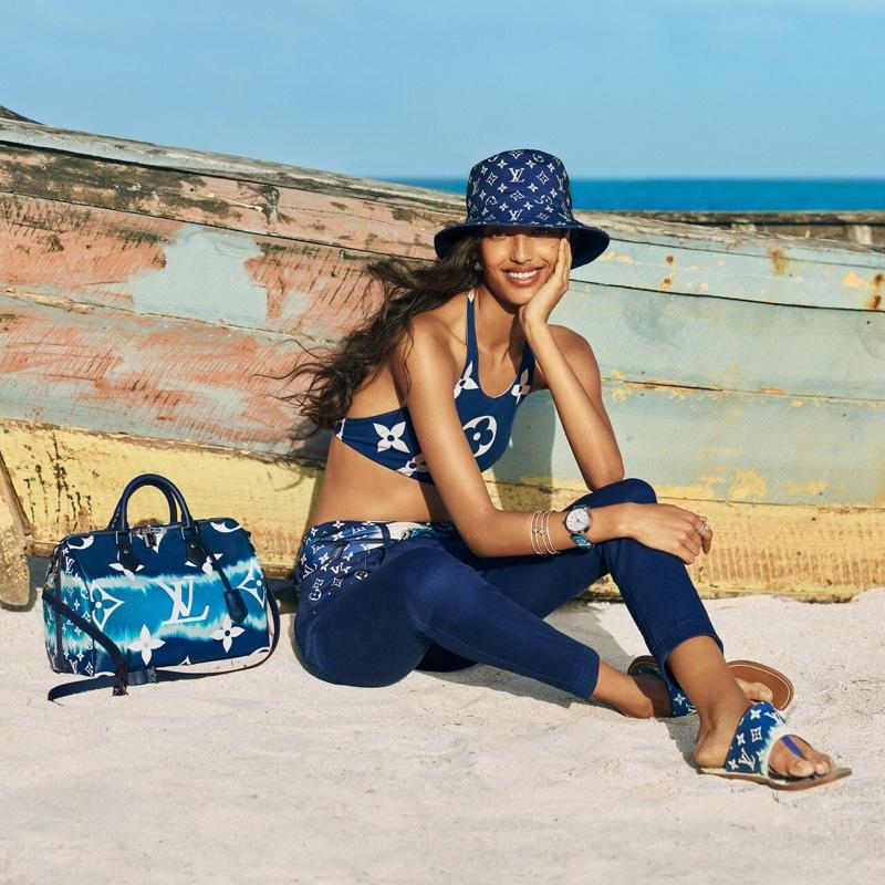 Louis Vuitton sets LV Escale summer 2020 campaign in Florida
