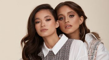 Exclusive: Mary Danielle & Nicole Zimmermann by Christopher Shintani in 'Charmed'