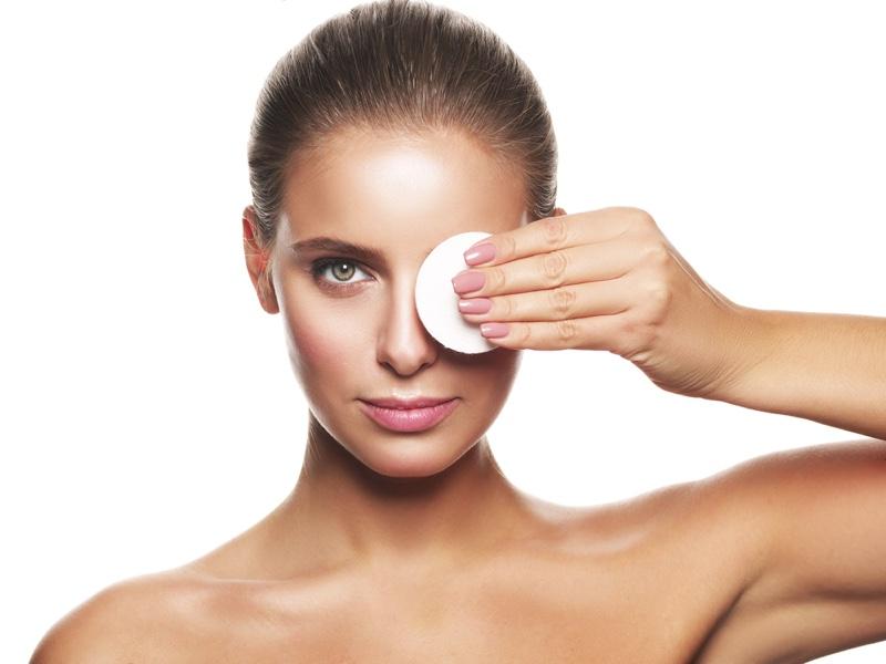 Model Skincare Beauty Cotton Round