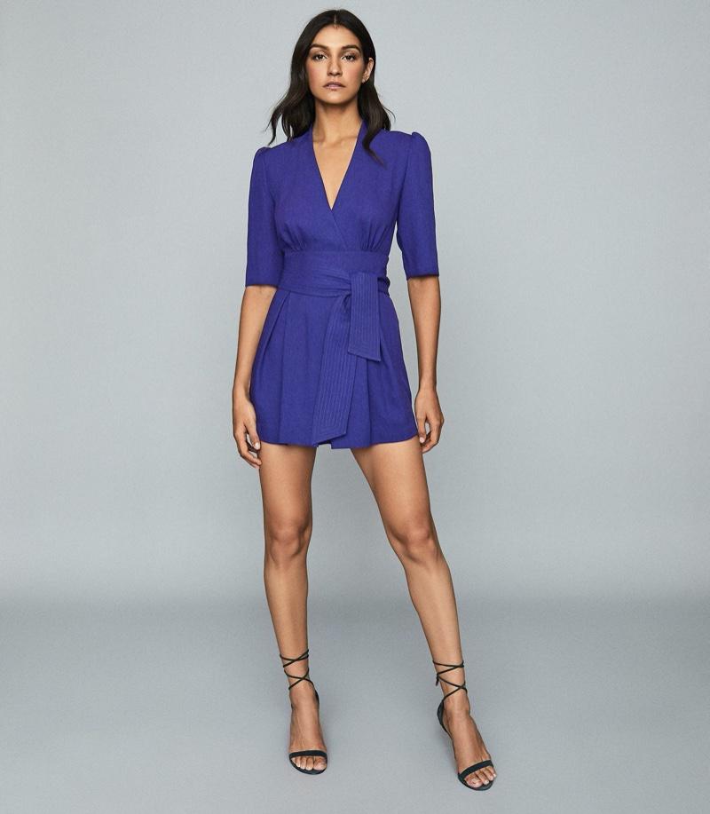 Change of Season: See REISS' Spring Dresses & Jumpsuits