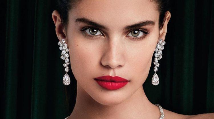 Sara Sampaio stars in Graff Diamonds 2020 campaign
