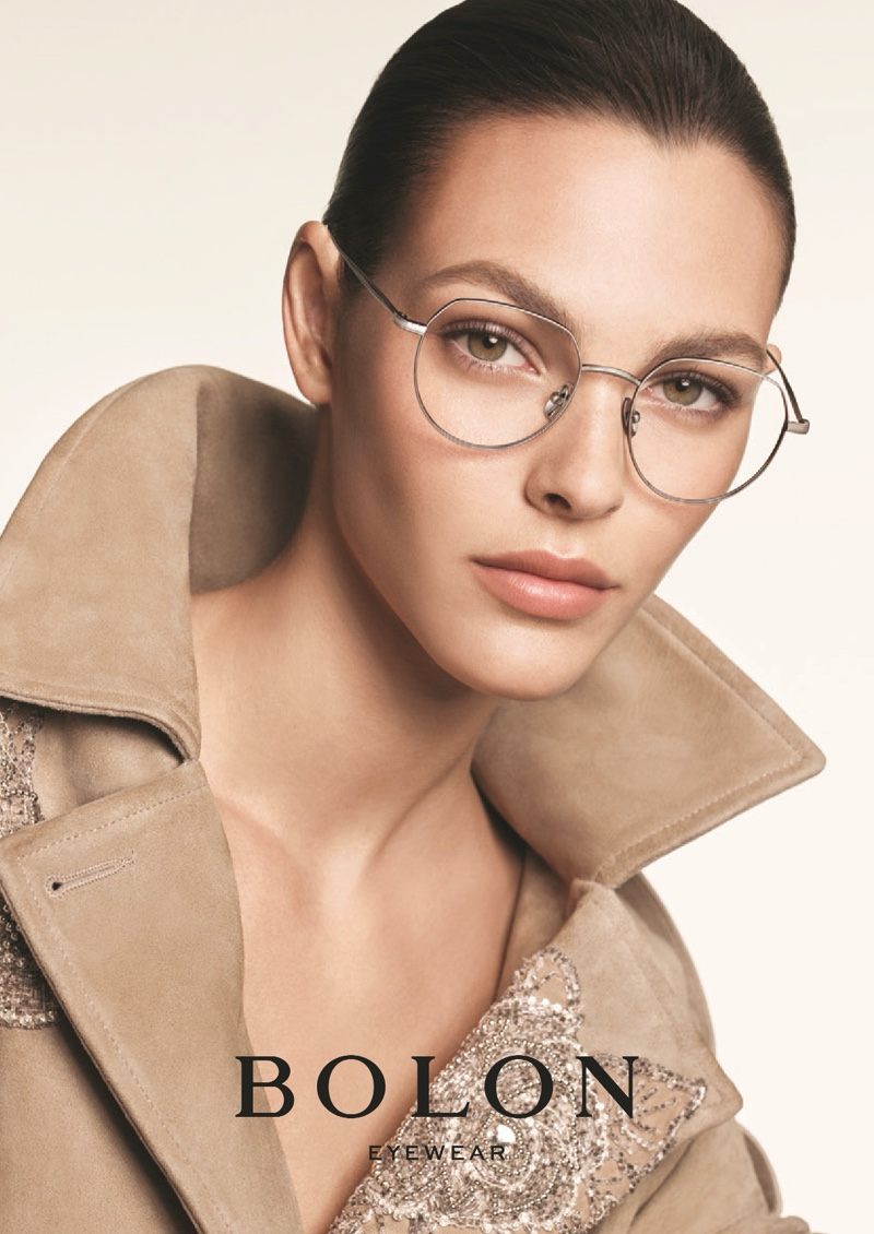 An image from Bolon Eyewear's spring 2020 advertising campaign