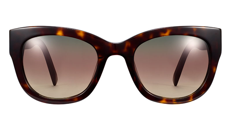 Warby Parker Gemma Sunglasses in Cognac Tortoise $95