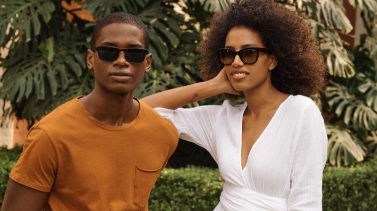 Warby Parker spring 2020 sun edit