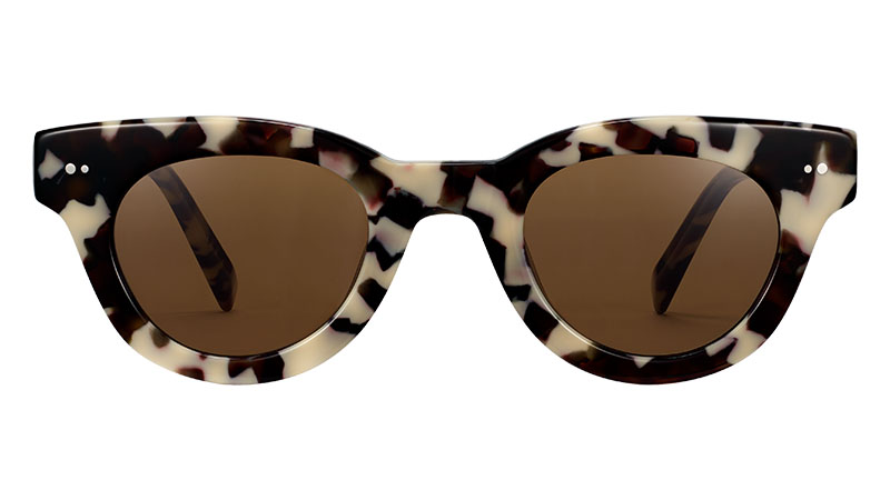 Warby Parker Tilson Sunglasses in Tundra Tortoise $95