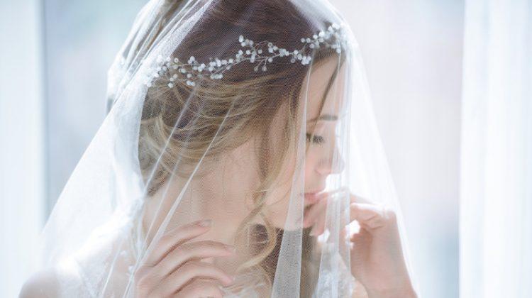 Wedding Veil Tiara Bridal Hair Beauty