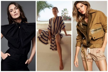 Week in Review | Gisele Bundchen's New Cover, H&M Conscious Exclusive, Keira Knightley for PORTER Edit + More