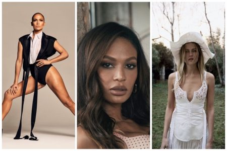 Week in Review | Natasha Poly's New Cover, Victoria's Secret, Jennifer Lopez's Shoes + More