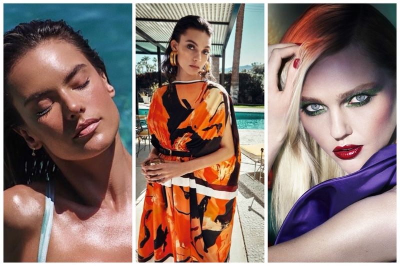 Week in Review | Alessandra Ambrosio for Gal Floripa, Charlee Fraser's New Cover, Lancome x Mert & Marcus + More