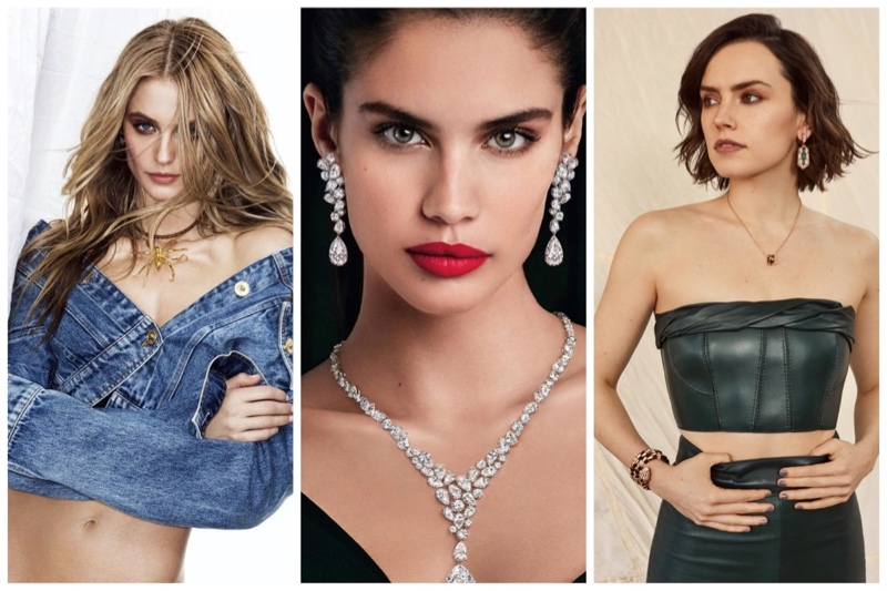 Week in Review | Kate Bock's New Cover, Sara Sampaio in Graff, Daisy Ridley on Harper's Bazaar Malaysia + More