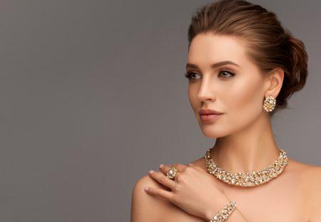 Woman Diamond Jewelry