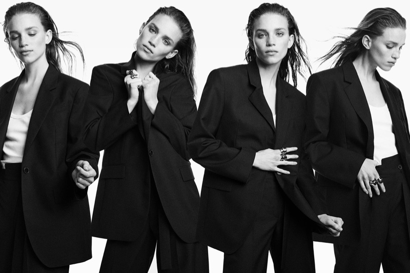 Zara focuses on minimal fashion for spring-summer 2020 trend guide