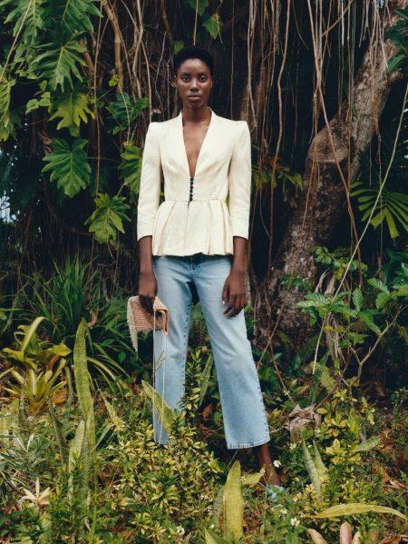 Lost Garden: Grace, Lua & Elecia Pose in Zara's Romantic Styles