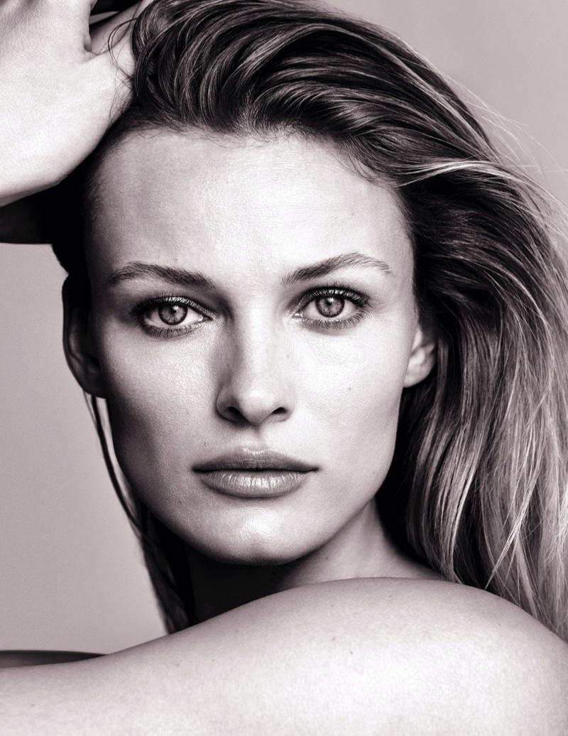 Chanel Le Lift taps Edita Vilkeviciute for new campaign