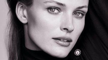 Edita Vilkeviciute stars in Chanel Le Lift campaign