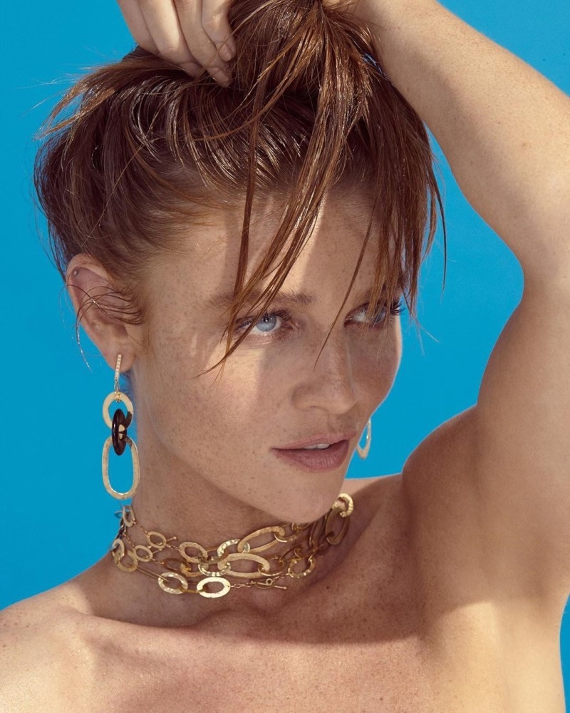 Animale enlists Cintia Dicker for BLU jewelry campaign
