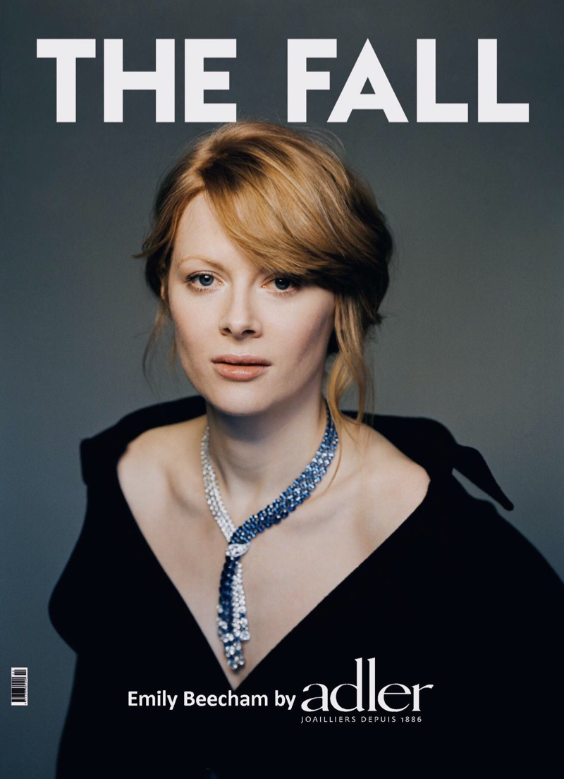 Emily Beecham on The Fall Cover. Photo: Fenton Bailey represented by Tonic Reps for The Fall