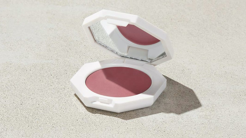 Fenty Beauty Cheeks Out Freestyle Cream Blush in Cool Berry $20