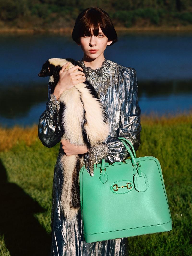 Gucci unveils pre-fall 2020 campaign.