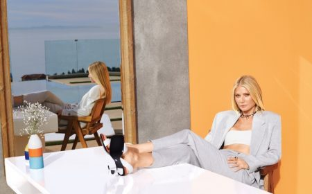 Gwyneth Paltrow Suits Up for Town & Country