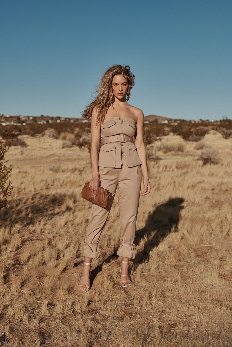 Intermix sets spring-summer 2020 campaign in Joshua Tree Park