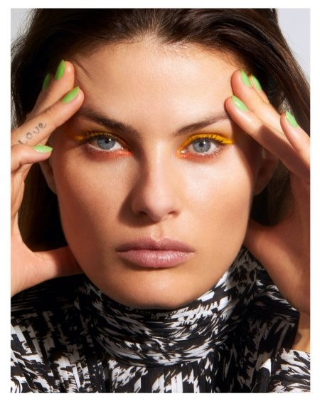 Isabeli Fontana Embraces Spring Beauty for Vogue Greece