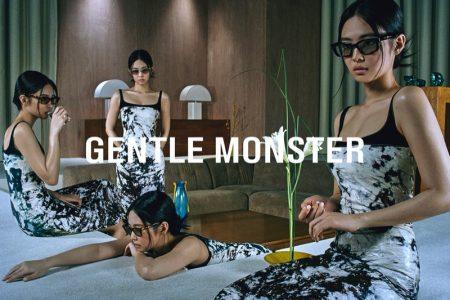 Jennie stars in Jennie x Gentle Monster campaign