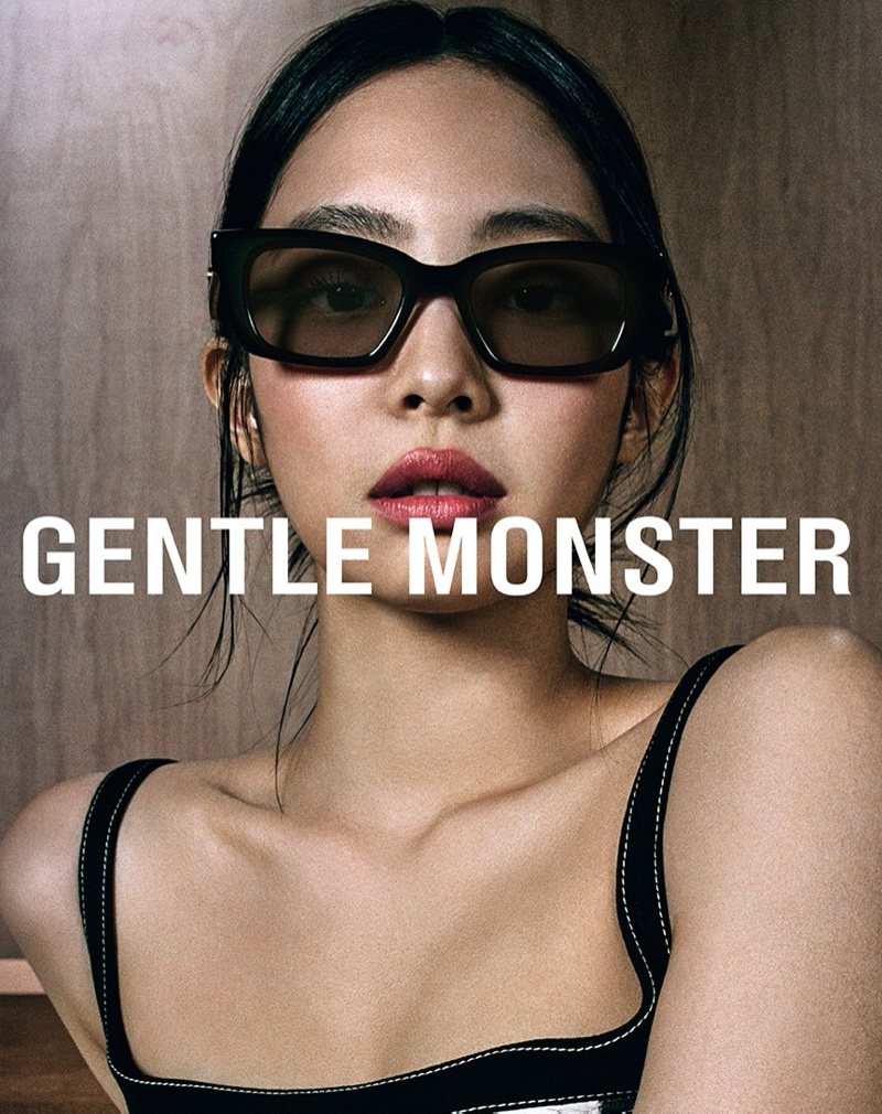 K-Pop star Jennie collaborates with eyewear brand Gentle Monster
