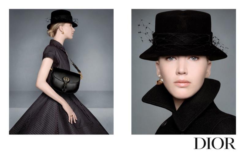 Jennifer Lawrence stars in Dior pre-fall 2020 campaign