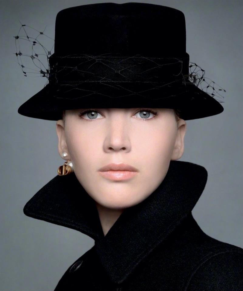 Actress Jennifer Lawrence fronts Dior pre-fall 2020 campaign