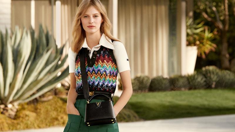Louis Vuitton unveils Capucines handbag summer 2020 campaign